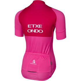 Etxeondo Ona Training Jersey korte mouwen Dames, pink